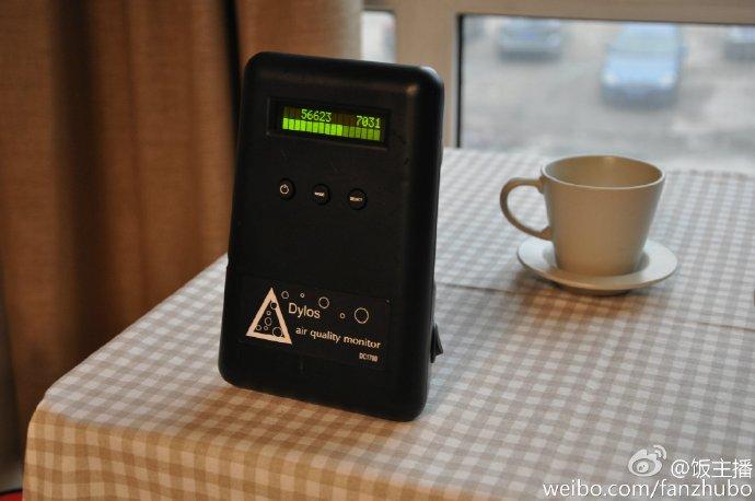 饭主播分享blueair空气净化器图片