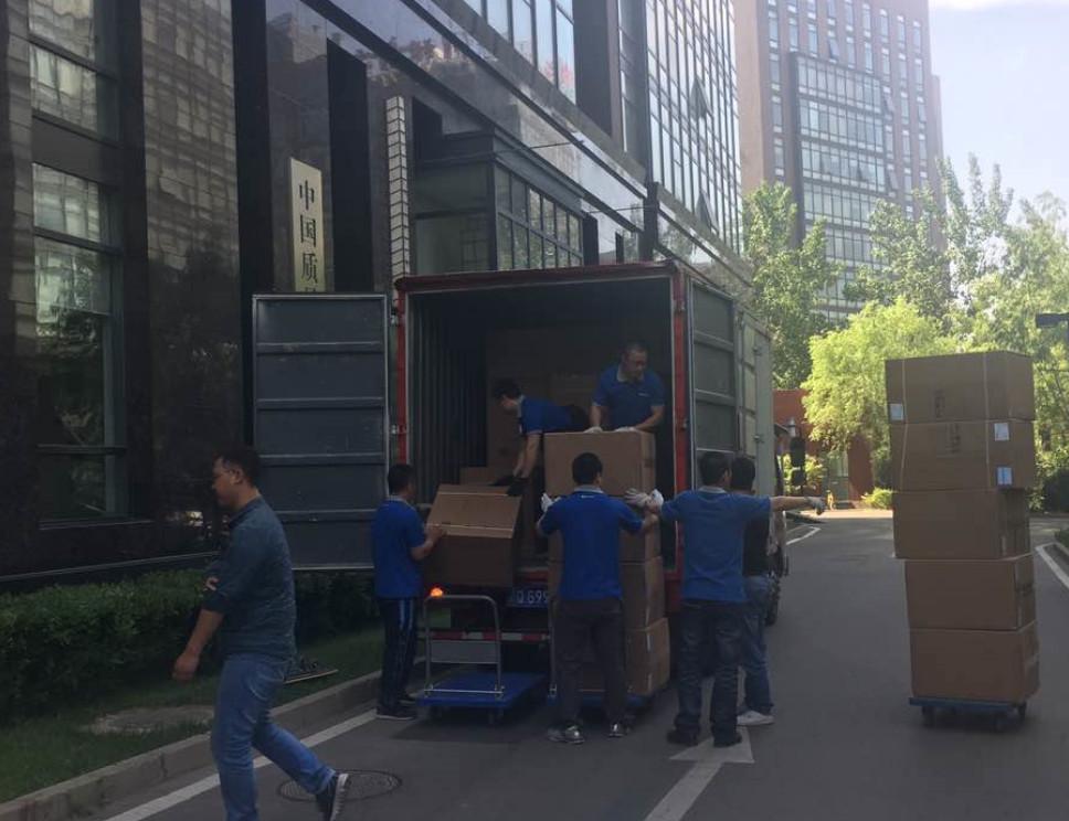 中国质量认证中心办公室采购Blueair空气净化机
