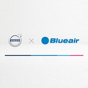 沃尔沃和blueair全球合作