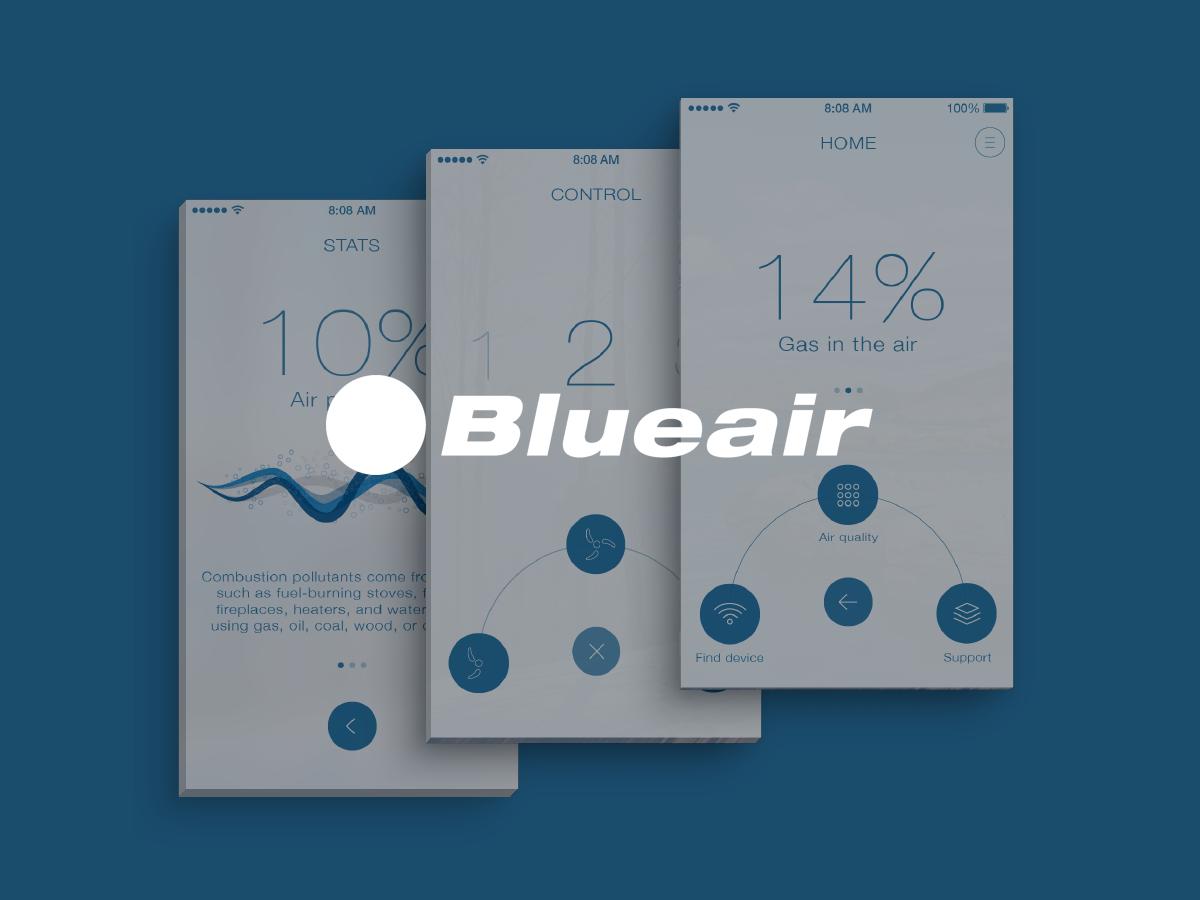 德国 2016 IFA直击更智能的净化生活方式Blueair经典机型升级款