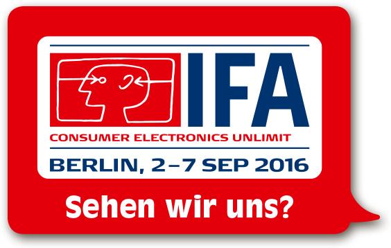 BlueAir空气净化机 IFA 2016热点关注